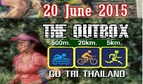 Out Box : Triathlon 20 June 2015