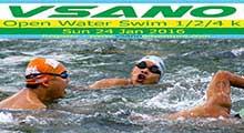 VSANO Open Water Swim 1 k 24 Jan 16