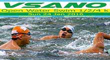 VSANO Open Water Swim 2 km.29May16