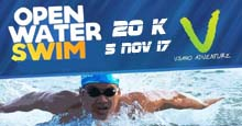 Open Water Swim 2/4/10/20k  5 Nov 2017