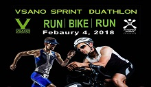 VSANO Sprint Duathlon 4 Feb 2018